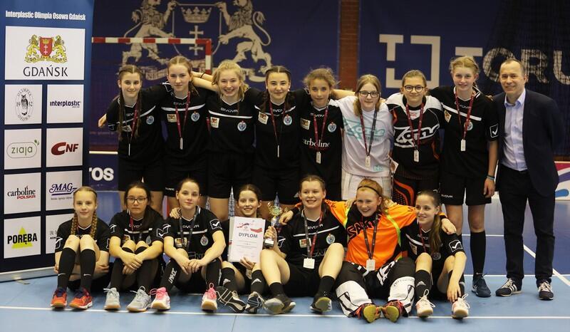 Drugi zespół gdańskiego klubu, czyli Interplastic Olimpia Osowa Gdańsk VI