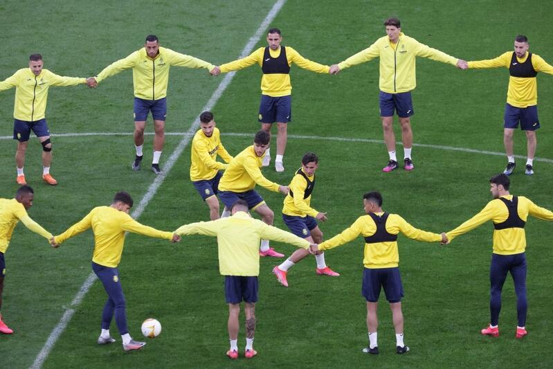 Piłkarze Villarrealu są dobrym przykładem na zastosowanie w futbolu zasady Jeden za wszystkich, wszyscy za jednego