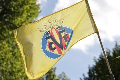 Flaga Villarreal