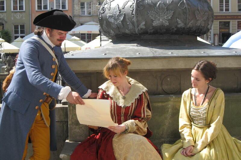 Postaci z dawnych epok dzięki Muzeum Gdańska 1 czerwca będą odpowiadać na Wasze pytania
