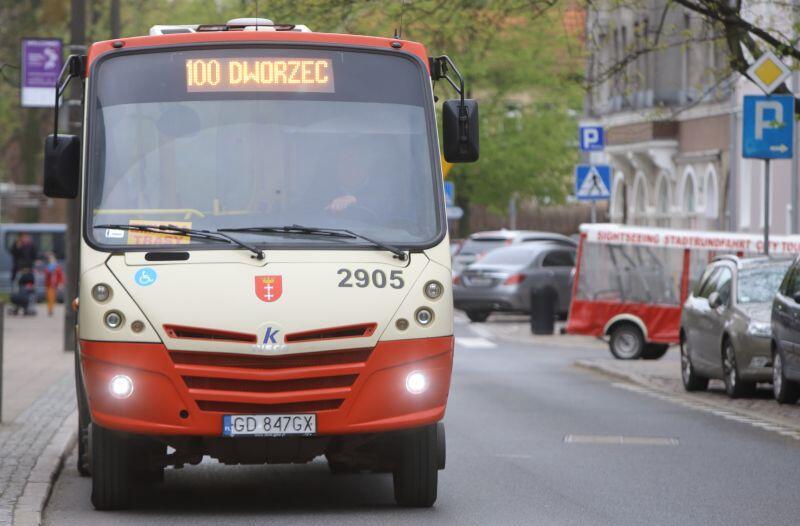 Autobusy spalinowe mają być sukcesywnie zastępowane przez elektryczne