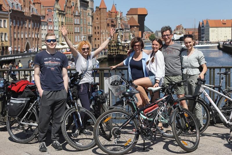 Rowerowe przejażdżki są prawdziwym hitem podczas długiego weekendu