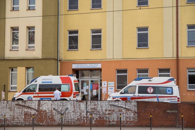 Do konca czerwca 2021 roku w Gdańsku w szpitalach spółki Copernicus można wykonac bezpłatnie kolonoskopię i cytologię