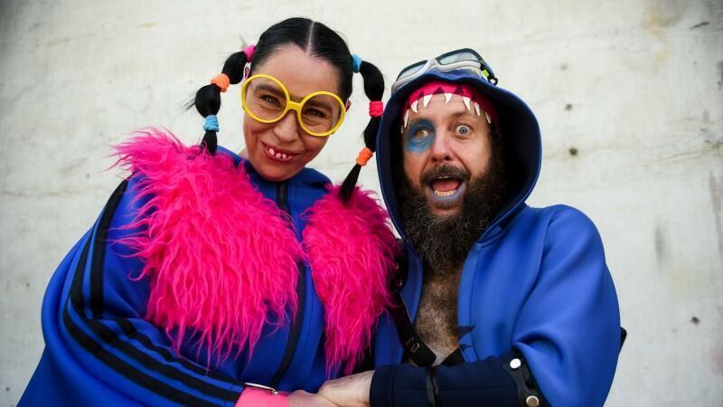 """""""Najbrzydsze zwierzę świata"""" w Teatrze Miniatura to nietypowa komedia o miłości, dla małych i dużych widzów"""