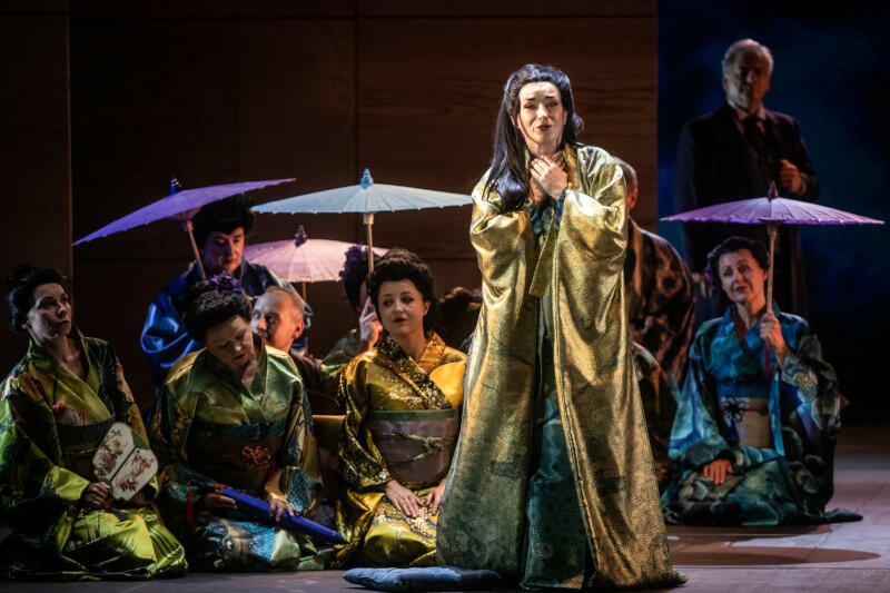 """Premiera """"Madamy Butterfly"""" odbędzie się w piątek, 11 czerwca. W niedzielę, 13 czerwca, operowe dzieło będzie można zobaczyć online"""