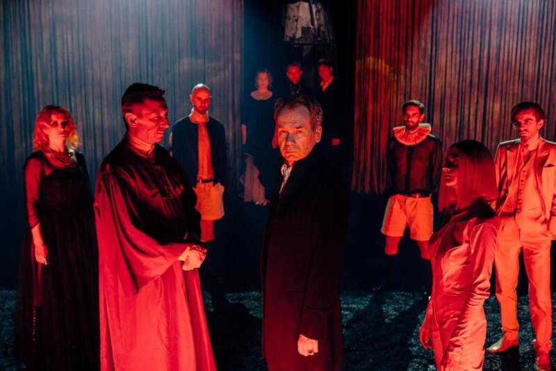 """W sobotę, 19 czerwca, na Scenie Malarnia zobaczymy przedpremierowo """"Fausta"""" Goethego, w którym tytułową rolę zagra Mirosław Baka"""