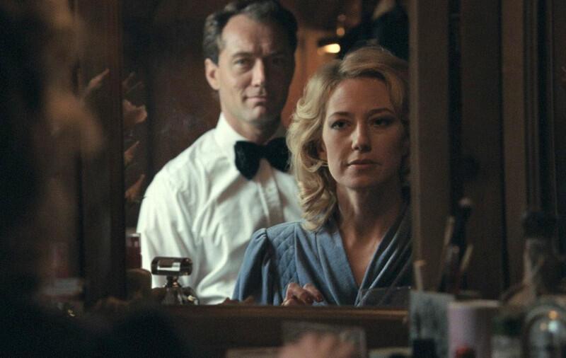 """W filmie """"Gniazdo"""" występują Jude Law i Carrie Coon (na zdjęciu) oraz Michael Culkin i Oona Roche"""