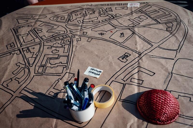 Emocjonalna mapa sąsiedztwa