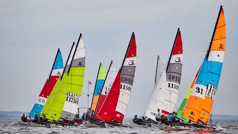 Na wodach Zatoki Gdańskiej w ciągu 17 dni rywalizować będą jachty w kilkudziesięciu klasach