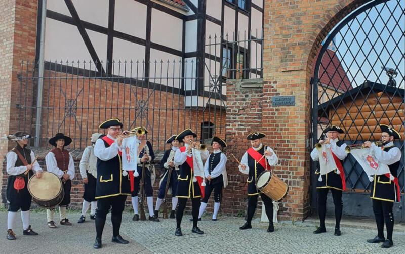 Zespół Tubicinatores Gedanenses propaguje powracającą modę na wykonywanie muzyki dawnej na instrumentach historycznych