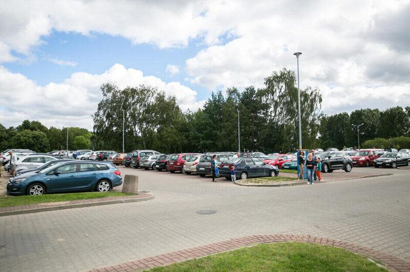 Nadmorskie parkingi będą funkcjonowały w Jelitkowie (dwa), Brzeźnie i na Stogach