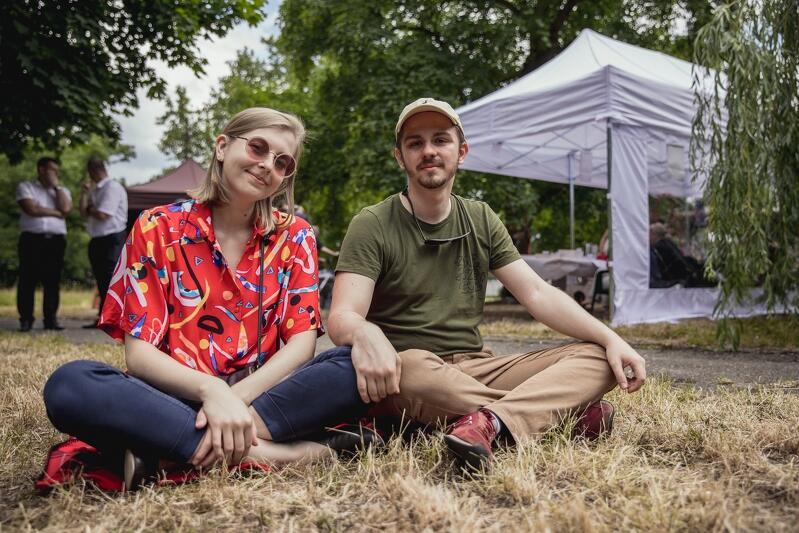 Nz. Marta i Mateusz - mieszkańcy Gdańska-Wrzeszcza
