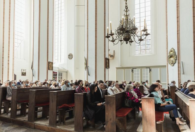 Uroczystość odbyła się w niedzielę, 27 czerwca 2021 roku, w kościele św. Trójcy