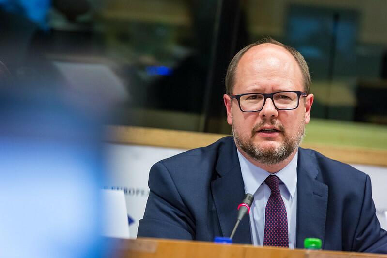 Zdjęcie archiwalne - prezydent Gdańska Paweł Adamowicz uczestniczył w pracach Europejskiego Komitetu Regionów od 2011 roku do końca swojego tragicznie przerwanego życia