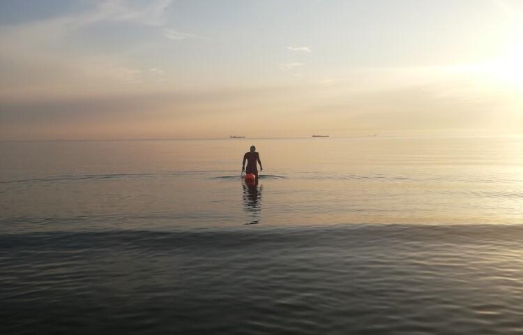 Należąca do sekcji pływackiej Stowarzyszenia Rehabilitacyjno - Sportowego Szansa Start  Gdańsk Alicja Giedryś, podejmie próbę pokonania Kanału la Manche pomiędzy 14 a 22 lipca 2021 roku. Dokładny dzień startu zależy od pogody