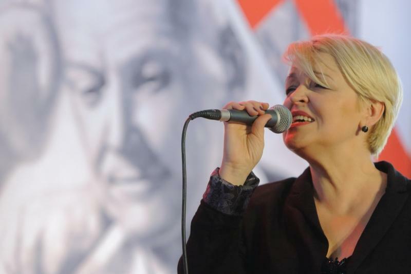 Krystyna Stańko, jedna z najwybitniejszych wokalistek jazzowych w Polsce, zainauguruje cykl koncertowy w Amfiteatrze Orana