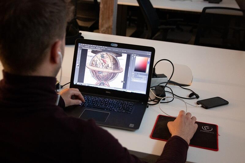 W `Animatonie` uczestniczyły 33 osoby, 25 w Stoczni Cesarskiej, w przestrzeni coworkingu Mind Dock, 8 - online na kanale Discord