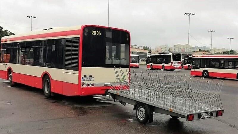 Linia rowerowa 612 na trasie Śródmieście SKM – Sobieszewo będzie funkcjonować w sezonie letnim od 3 lipca - w soboty, niedziele i święta co około 80 minut