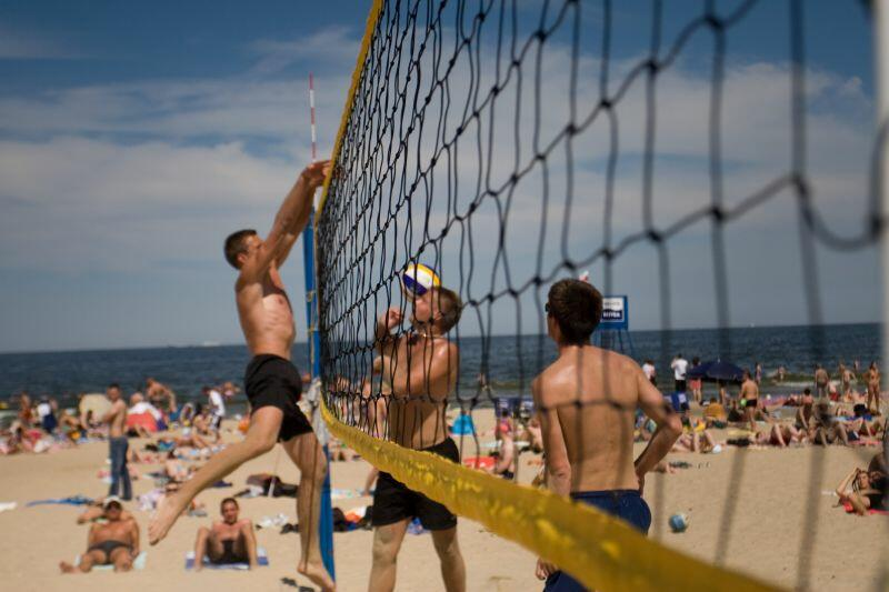 Na aktywnych czekają cztery turnieje siatkówki plażowej