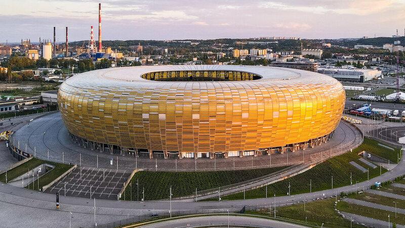 Stadion w Letnicy w tym roku obchodzi 10-lecie istnienia