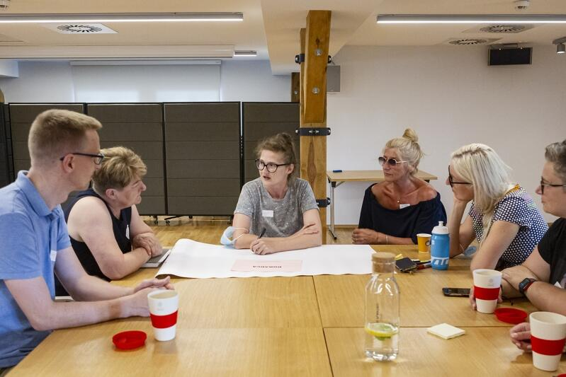 Wnioski wypracowane przez uczestników warsztatów poznamy 26 lipca