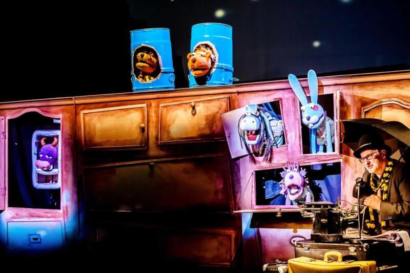 Białostocki Teatr Lalek zaprasza małych i dużych widzów na niezwykłą, pełną przygód i humoru podróż do Panamy
