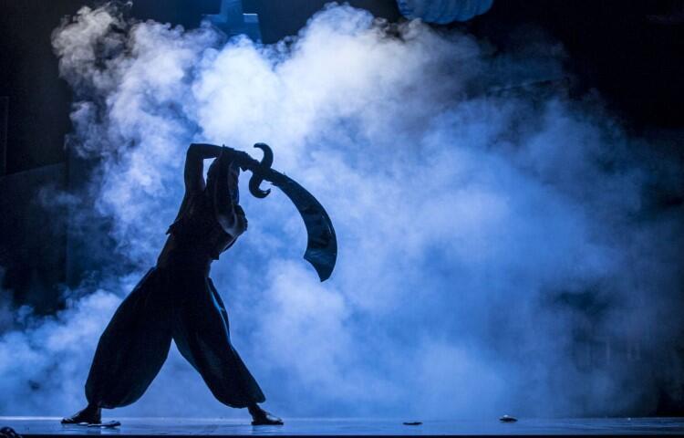 ONCE 2 - spektakl w wykonaniu Teatru Warszawskiego Centrum Pantomimy