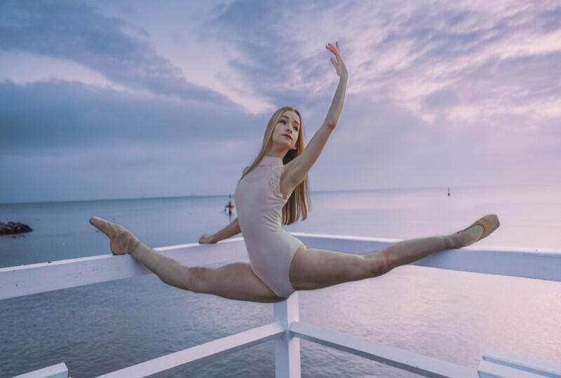 Julia Ciesielska będzie prawdopodobnie pierwszą tancerką z Polski studiującą na prestiżowej Juilliard School w Nowym Jorku