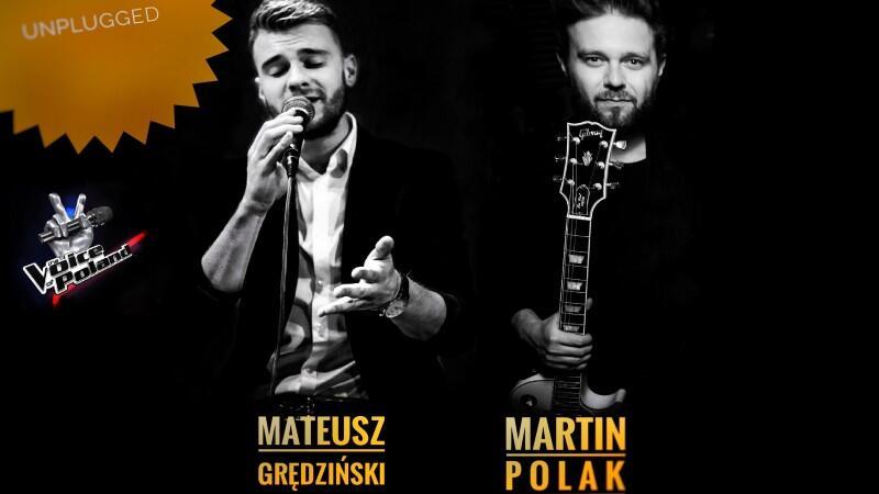 Koncert we Wrzeszczu. Wokaliście Mateuszowi Grędzińskiemy w czwartek, 15 lipca (godz. 18.30) akompaniować będzie gitarzysta Martin Polak