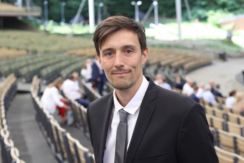 Przemysław Kiedrowski został wójtem Gminy Wejherowo w czerwcu