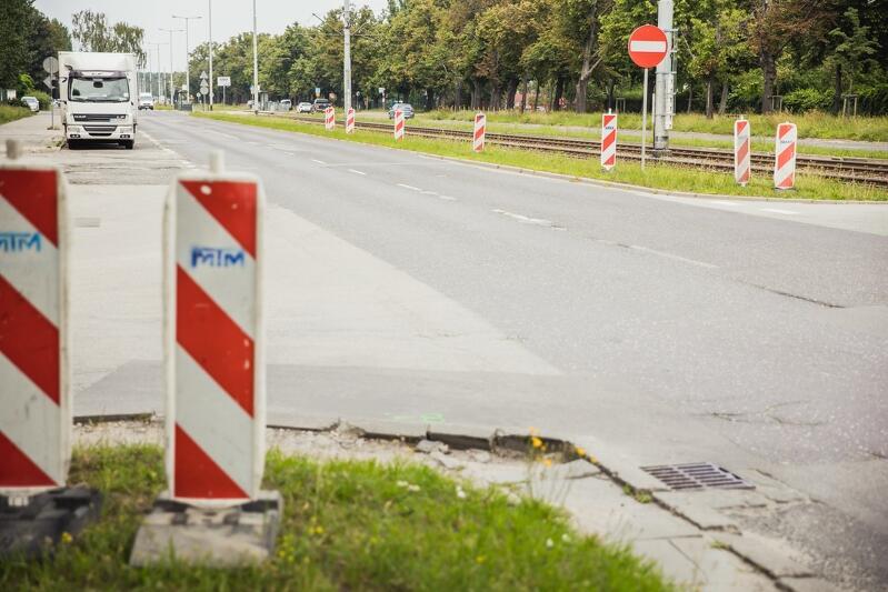 Po remoncie przejazd przez skrzyżowanie nie tylko będzie bardziej komfortowy, ale też bezpieczniejszy