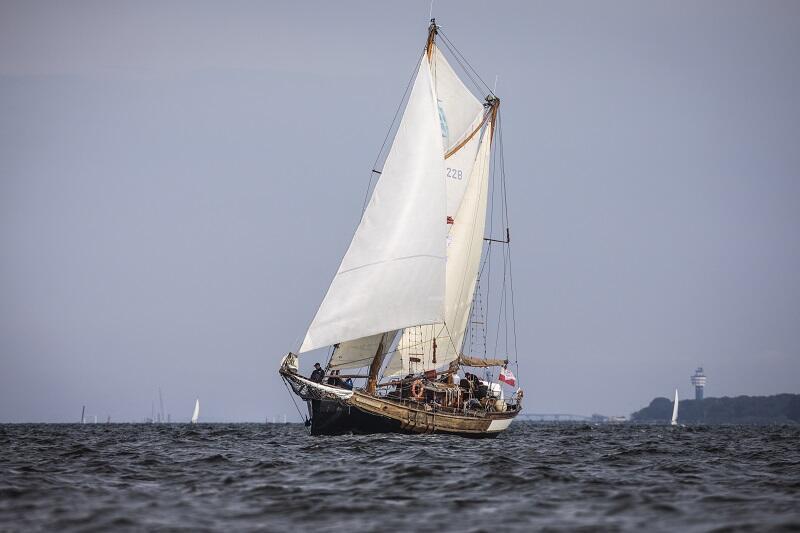 Bonawentura - jeden z pięciu oldtimerów na pokładzie którego można wypłynąć na początku września