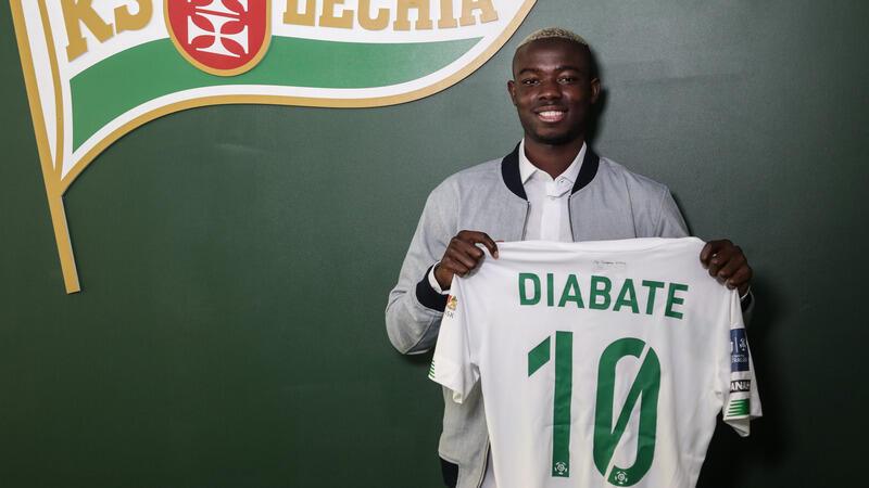 Bassekou Diabate mówi, że jest szybki i nie boi się rywalizacji