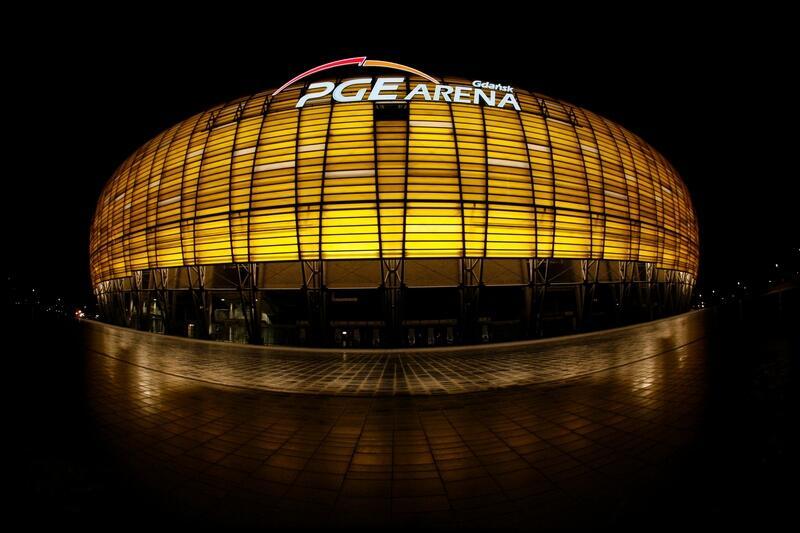 PGE Arena Gdańsk w czerwcu była jedną z aren, na których odbywały się spotkania EURO 2012