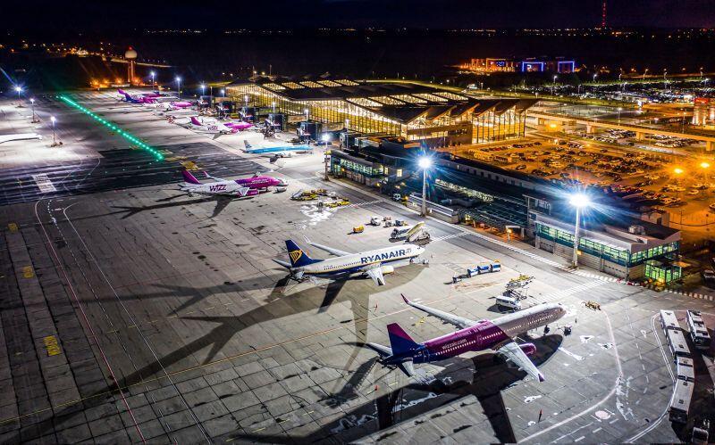 Port Lotniczy Gdańsk odrabia starty związane z pandemią Covid-19