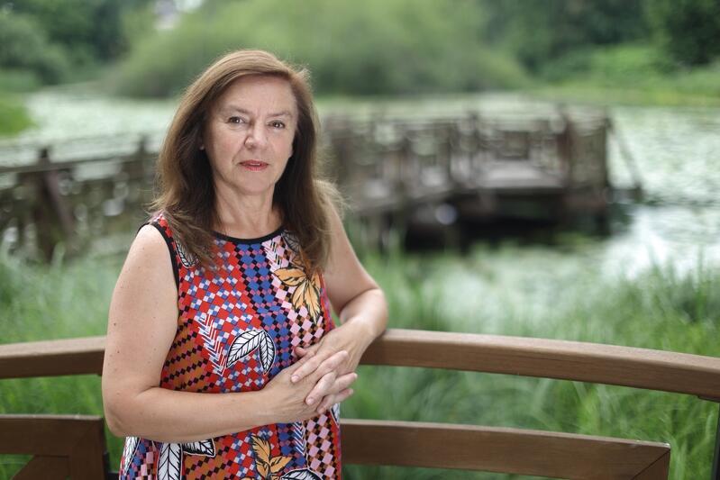 Małgorzata Biernat: - Nagroda nie jest podsumowaniem czy zakończeniem działalności, tylko zobowiązaniem do tego, żeby być nadal aktywną, udzielać wsparcia i zmieniać rzeczywistość wokół siebie