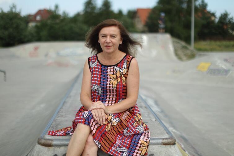 Małgorzata Biernat: - Społecznik musi mieć odporność i brać pod uwagę to, że mimo wielkich chęci, czasem rozbije się o rzeczy niemożliwe do przeskoczenia