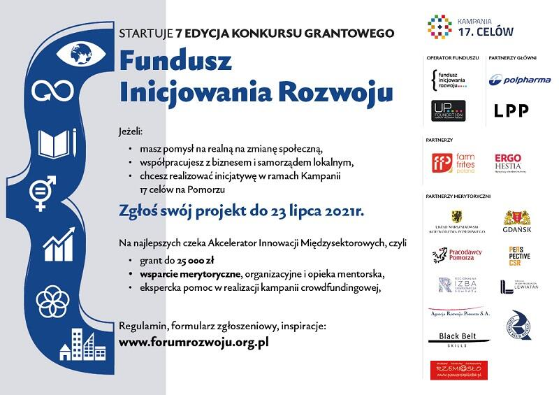 UWAGA - termin składania wniosków przedłużono do 30 lipca