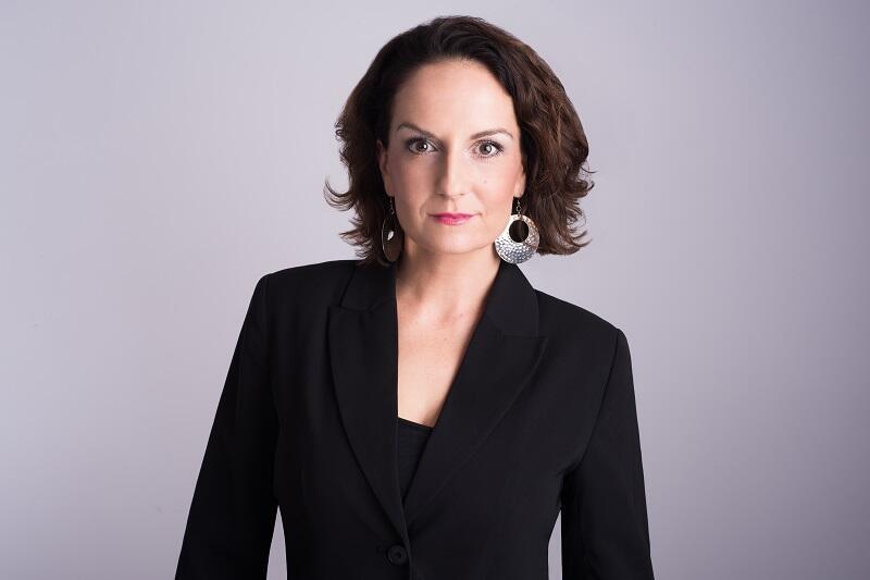 Agata Grenda - pełnić będzie funkcję dyrektorki Gdańskiego Teatru Szekspirowskiego od 1 września 2021, przez trzy kolejne sezony