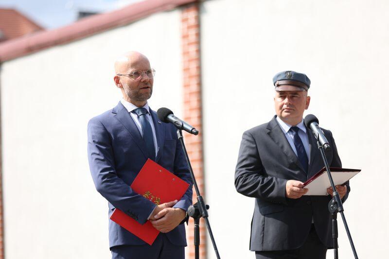 Wystąpienie Alana Aleksandrowicz, zastępcy prezydenta Gdańska