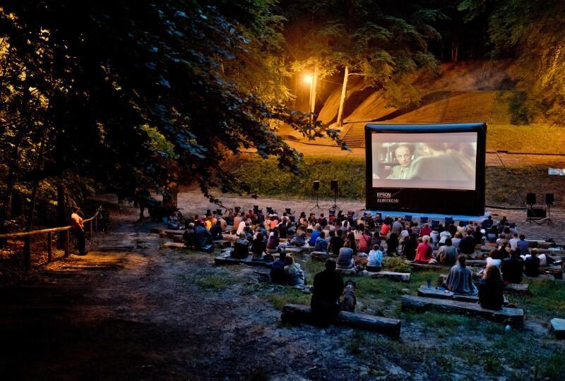 Znakomite pozycje filmowe można oglądać w każdą niedzielę, aż do 29 sierpnia w Teatrze Leśnym we Wrzeszczu