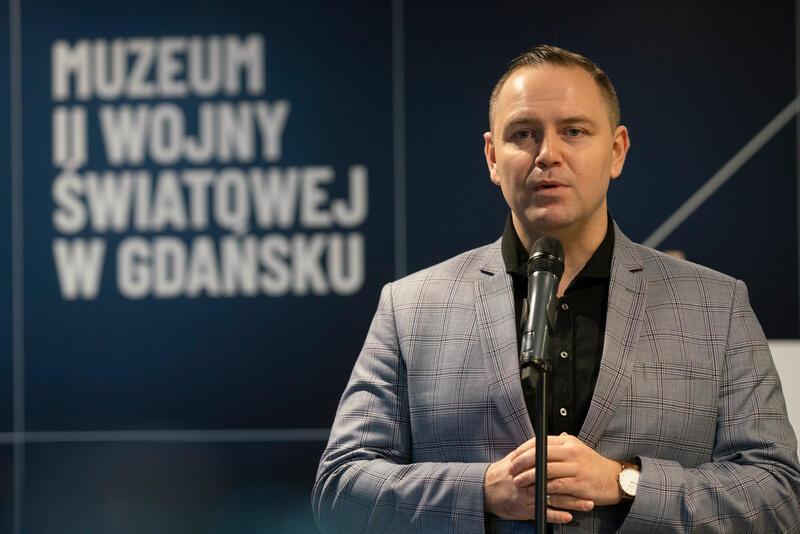 Dyrektor Muzeum II Wojny Światowej w Gdańsku dr Karol Nawrocki jest nowym prezesem Instytutu Pamięci Narodowej