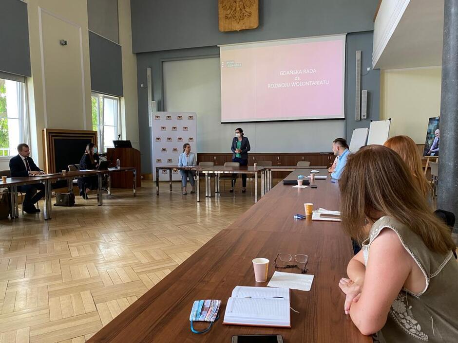 Gdańska Rada ds. Rozwoju Wolontariatu
