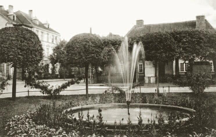 Oliwski Lazarushaus, 1932