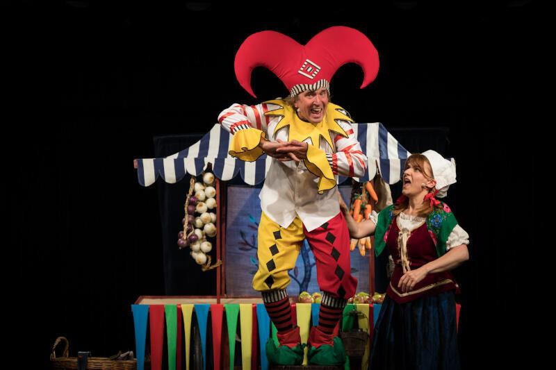 """Teatr Qfer w niedzielę pokaże swoje """"Legendy znad morza"""" w Amfiteatrze Orana"""