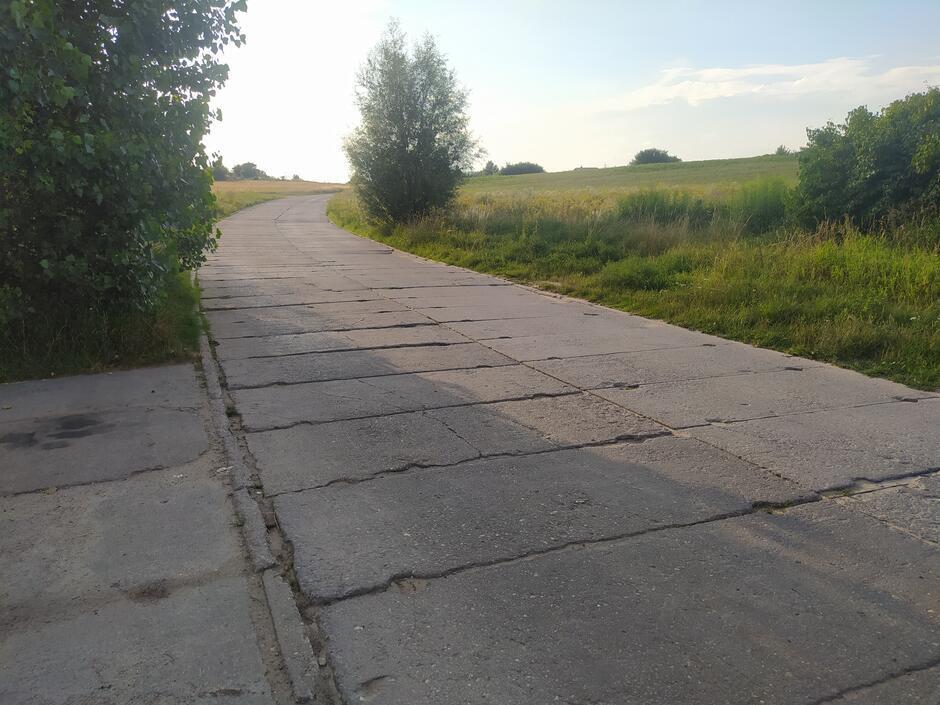 Prace związane z wymiana płyt betonowych rozpoczną się jeszcze w sierpniu