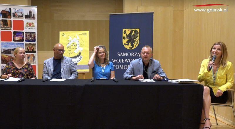 Pierwsza konferencja z udziałem organizatorów 25. Festiwalu Szekspirowskiego