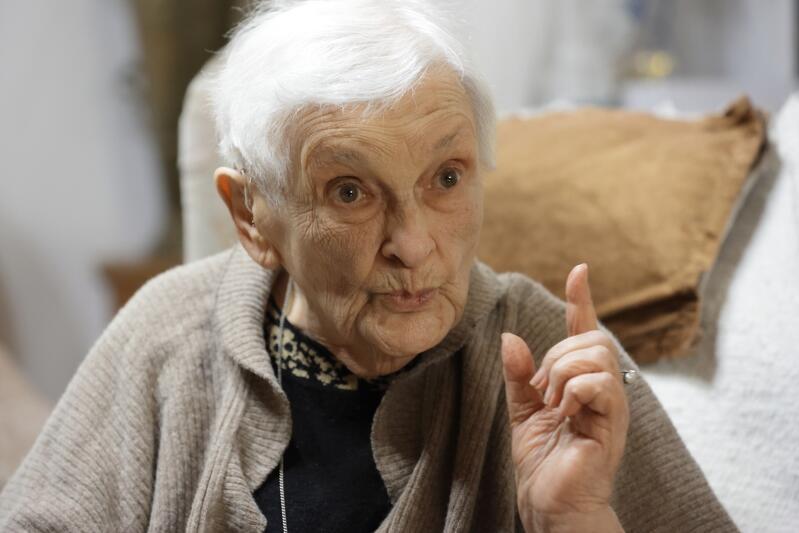 Bogusława Czosnowska (1926-2021)