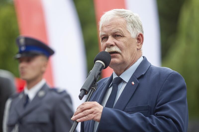 Mariusz Łuczyk, wicewojewoda pomorski