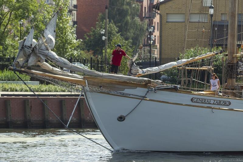 W Gdańsku rozpoczął się 13 sierpnia 2021 r. zlot żaglowców Baltic Sail. Potrwa trzy dni